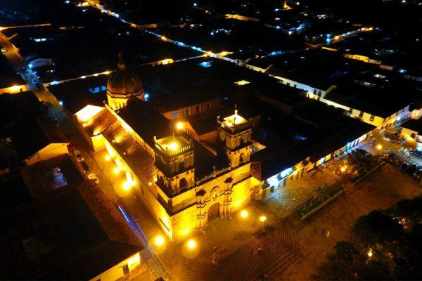 Barichara Santander Drones Sky Zoom