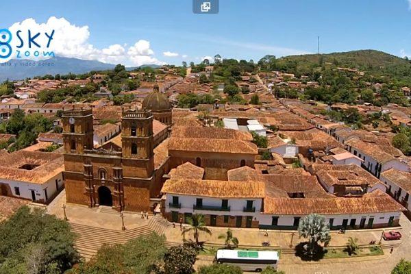 Barichara Santander, el pueblito más lindo de Colombia.