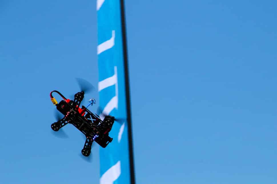 Drones de Carreras.