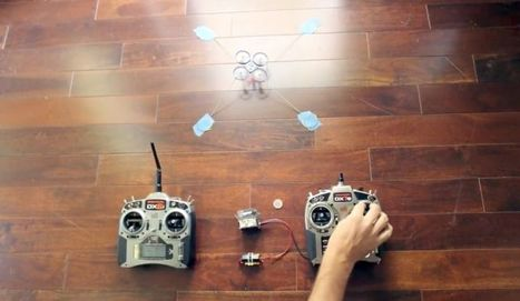 Drones hacker.