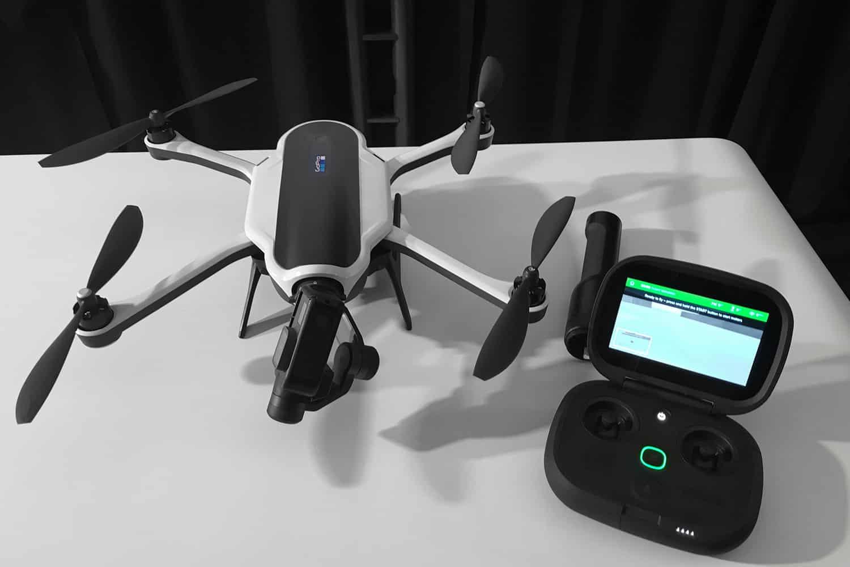 GoPro anuncia que su drone Karma se re lanzaría a finales del 2017.