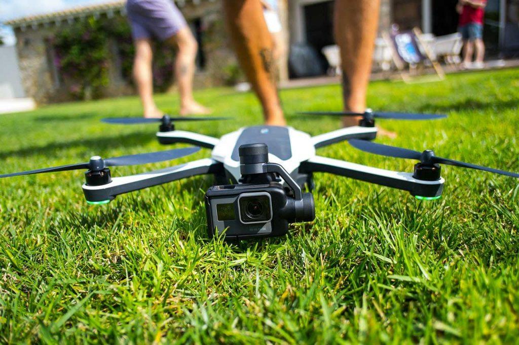 GoPro, el regreso de su drone Karma en el 2017.