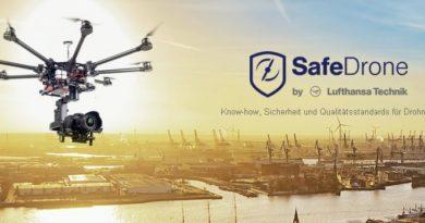 Lufthansa SafeDrone.