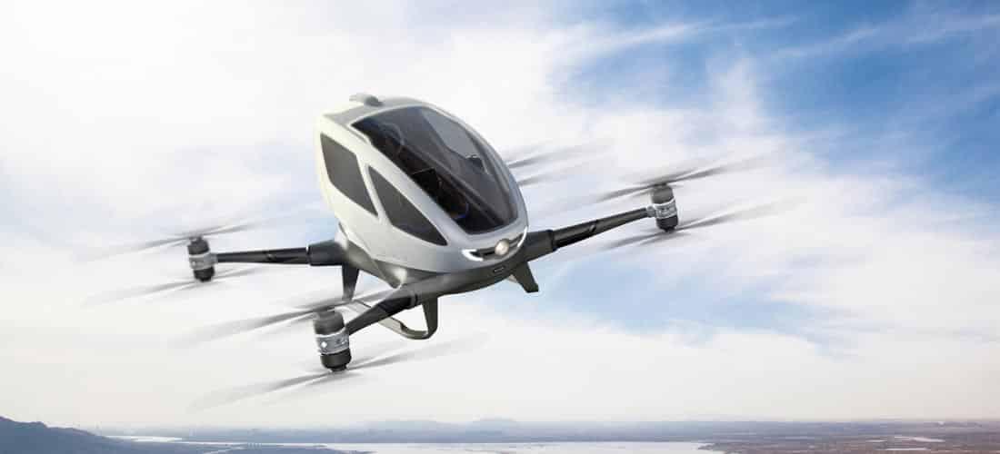 Uber y Embraer se lanzarán al aire con un taxi urbano tipo dron.
