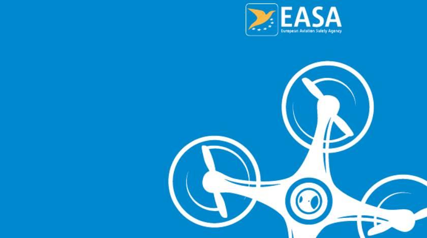 La EASA en europa busca regular de una manera positiva los drones en Europa.