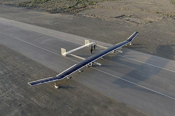 El dron chino Caihong puede llegar a una altura de 20.000 metros.