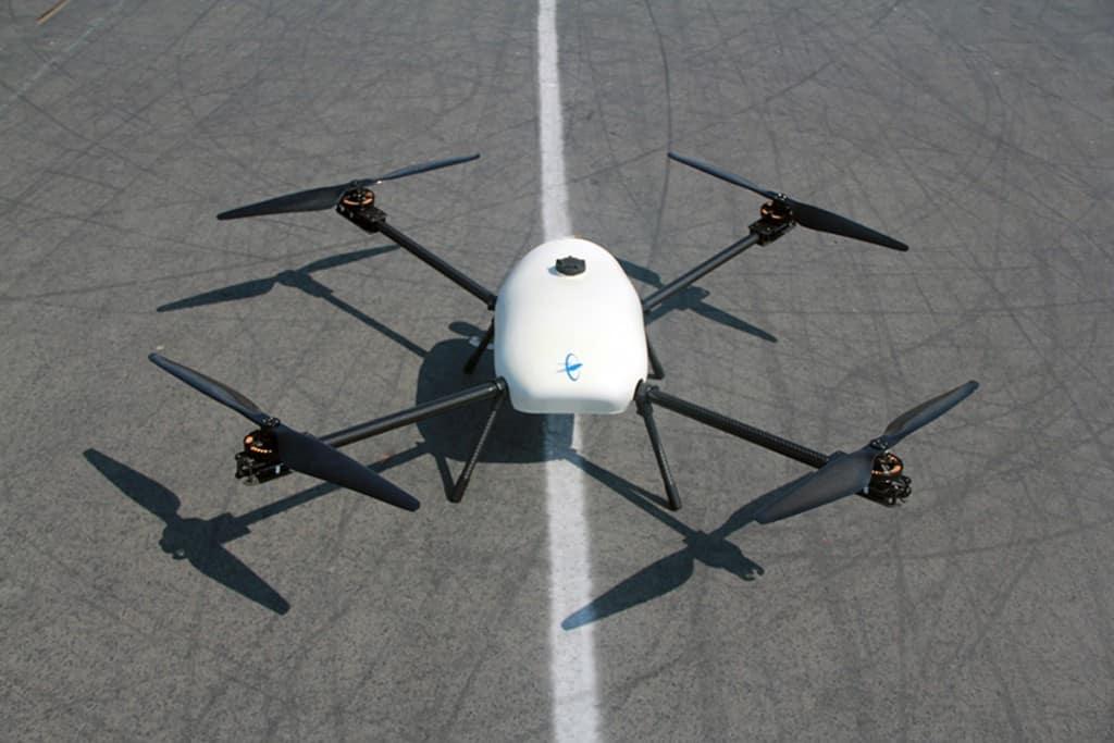 record mundial de un drone en autonomía. Skyfront.