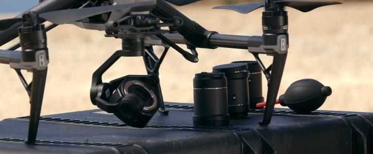 DJI Zemuse X7 para el dron Inspire 2.