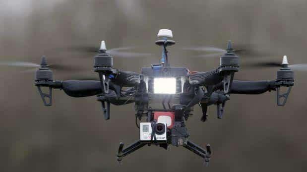 En Perú la División de Aviación Policial (Diravpol) contorlará la seguridad ciudadana con drones.