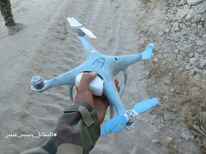 Damasco Dron Phantom 4 DJI