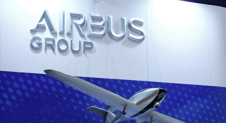 Airbus drones estibadores.