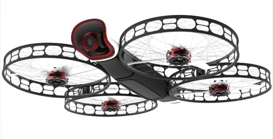 CNN Dron Vantage Robotics Snap