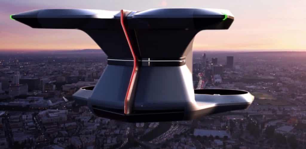 auto volador general motors