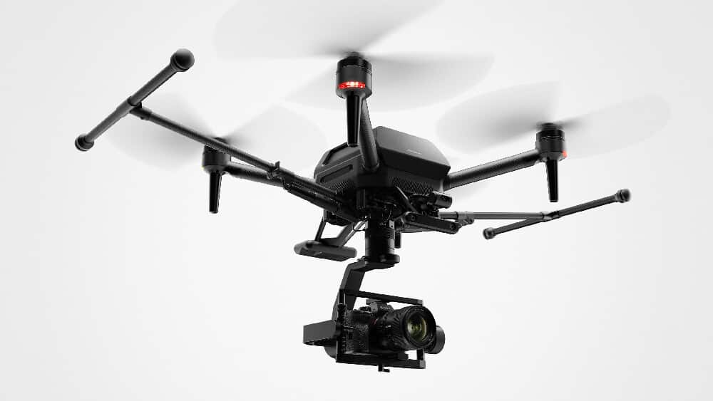dron airpeak de Sony